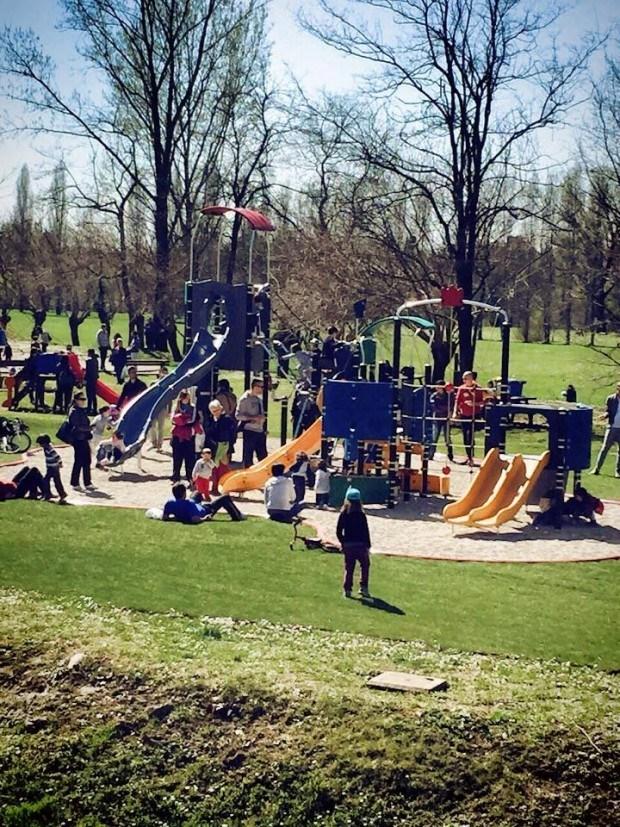 parco giochi 620x827 Parco del Cormor: Presentata la programmazione degli eventi della stagione 2015.
