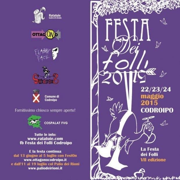 festa dei folli 03 620x620 22 23 24.05.2015   Festa dei folli a Codroipo, impianti base