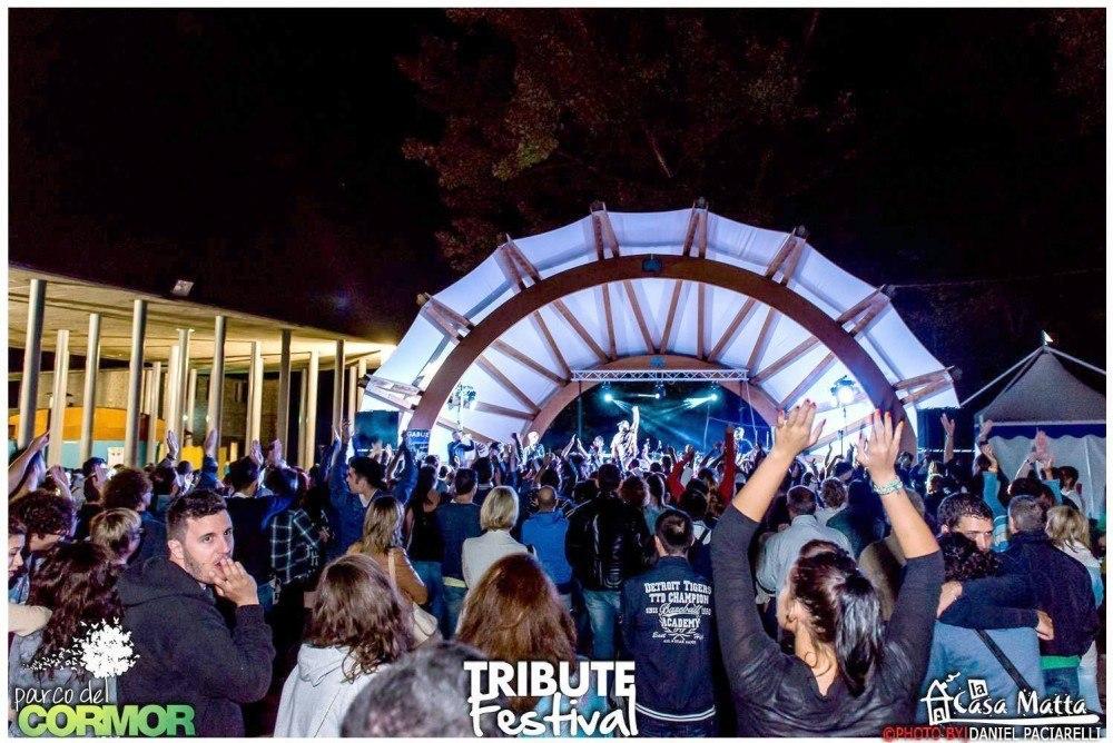 palco 1000x668 Tribute Festival, dal 29 maggio al 28 agosto a Udine al Parco del Cormor