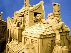 Ritorna il grande Presepe di Sabbia di Lignano Sabbiadoro alla sua XII edizione