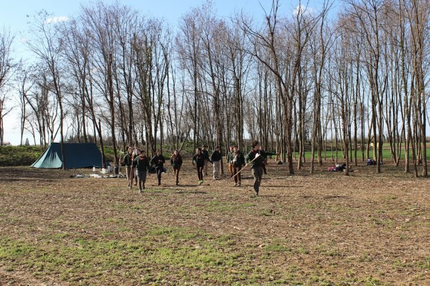 scout castelliere 2 620x413 MERETO DI TOMBA: Il Castelliere di Savalons sarà destinato a progetti didattici e di sviluppo del territorio