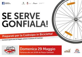 Codroipo in Bicicletta 29 maggio 2016
