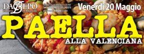 Serata Paella ★ Venerdì 20 Maggio – Trattoria Da Bepo Bugnins