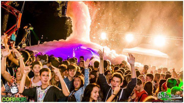 schiuma party 620x349 Presentato il programma degli eventi 2016 del Parco del Cormor