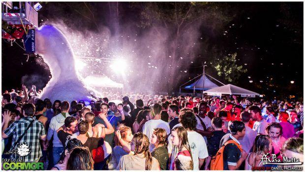schiuma party 02 620x349 Festa della schiuma l11 giugno al Parco del Cormor di Udine