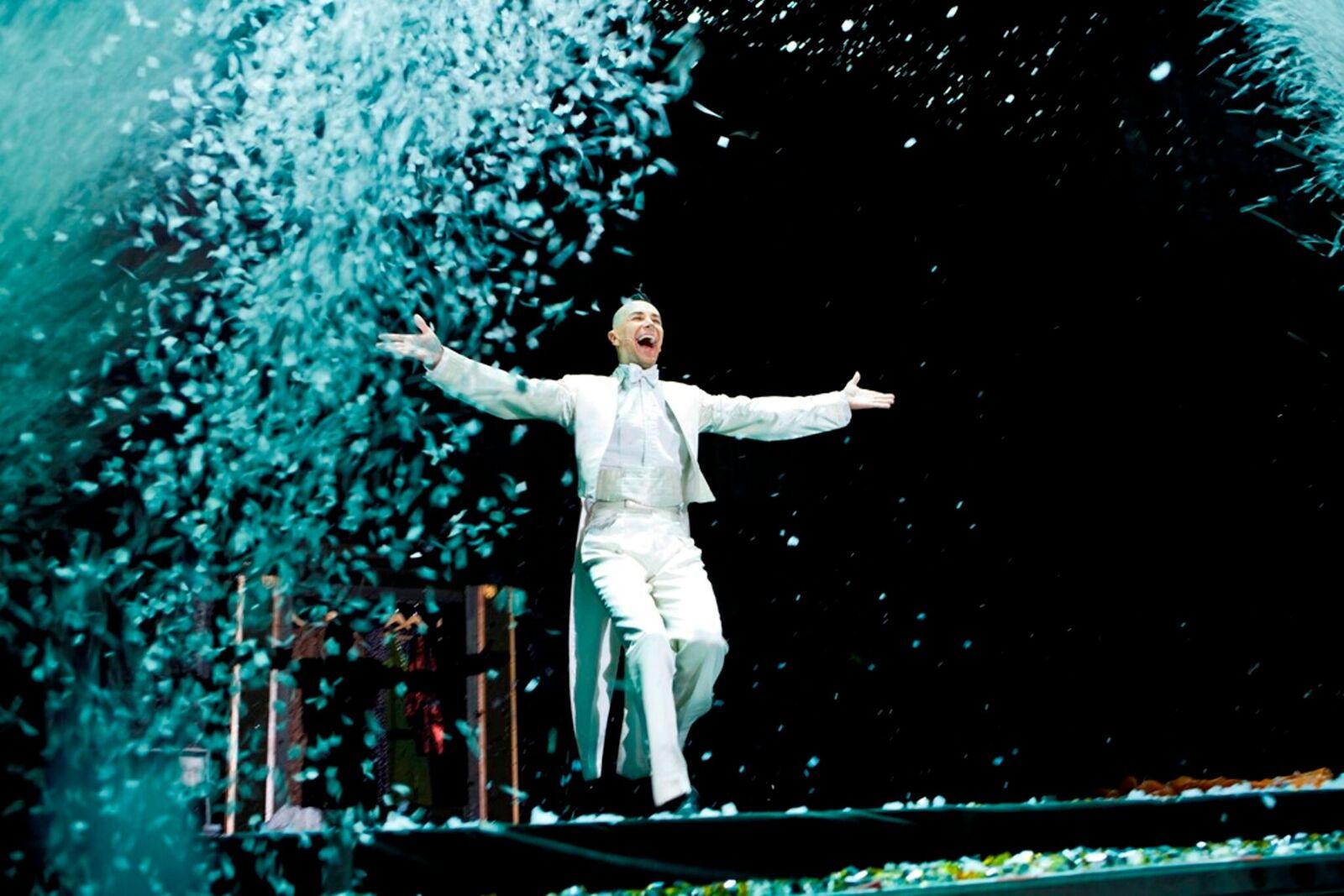 brachetti2 ARTURO BRACHETTI   Il più grande trasformista al mondo a Trieste per due date del suo nuovo one man show