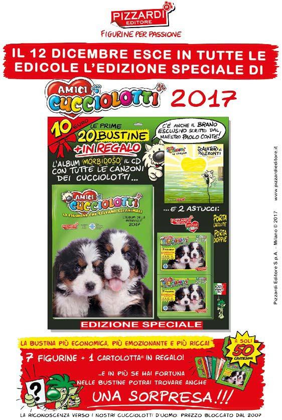 amicicucciolotti2017 Il cd degli amici  amici cucciolotti che sostiene i trovatelli dellEMPA