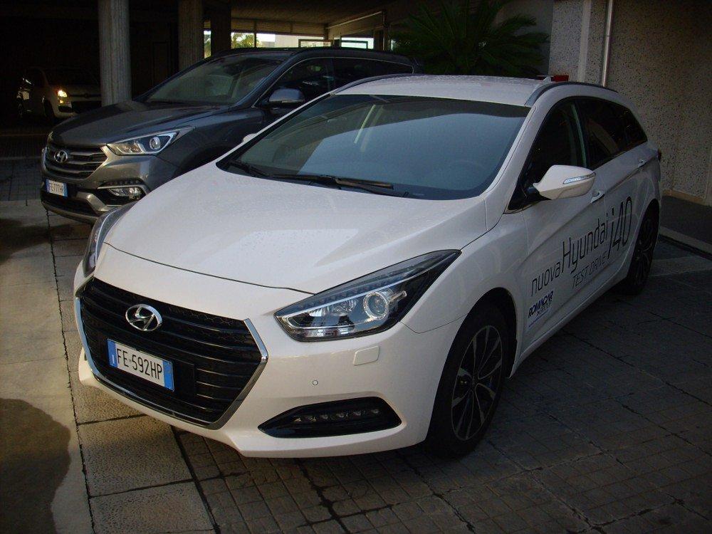 i40sw1 Arriva la nuova Hyundai I40