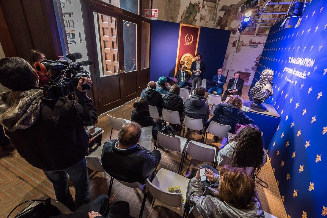 sdl 6873 NAPOLÉON BONAPARTE   A Udine per la prima in Europa la mostra che racconta la vita delluomo che ha cambiato la storia