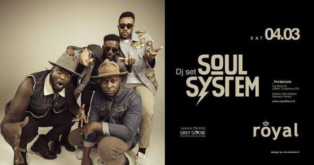 royal pordenone sabato 4 marzo soul system dj set 00565687 001 04.03.2017   Soul System   Royal Pordenone