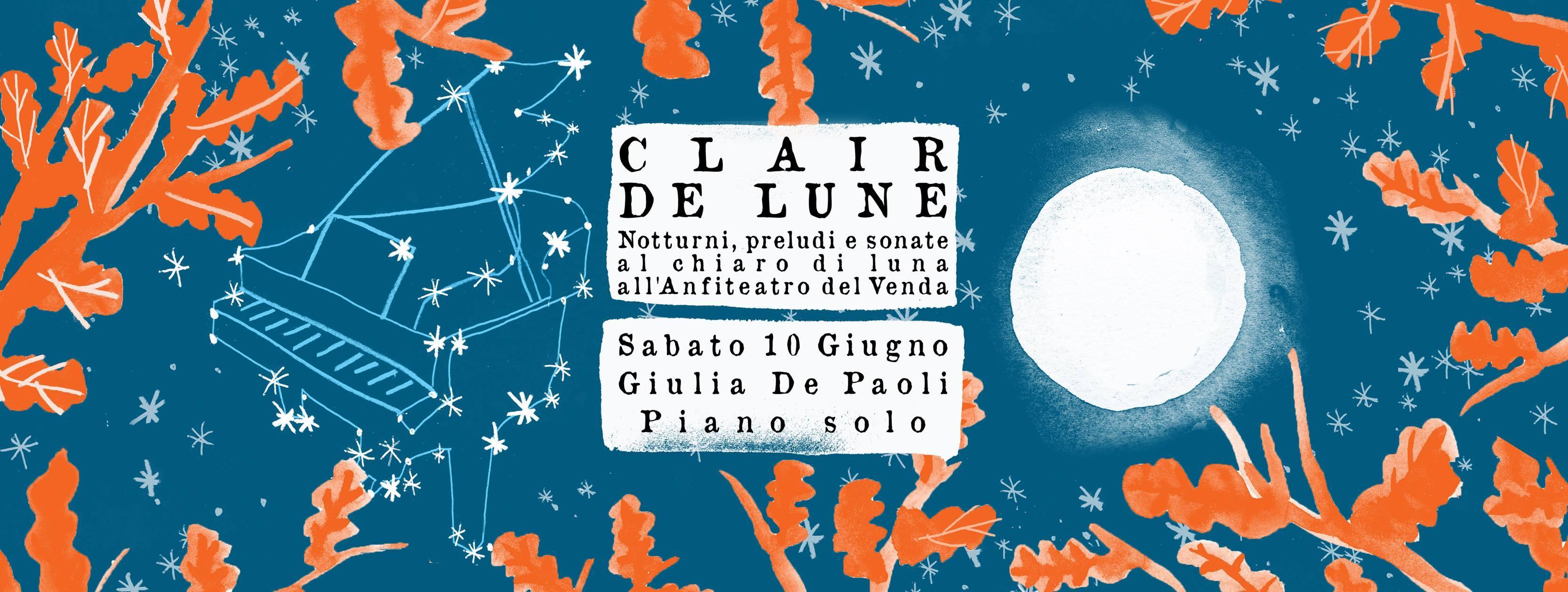 17359130 1294445810643470 4315048866444628002 o Clair de Lune: notturni, preludi e sonate al chiaro di luna Anfiteatro del Venda Galzignano Padova