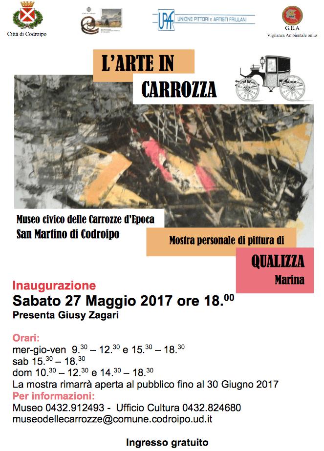 Marina Qualizza  Marina Qualizza 27 maggio 2017