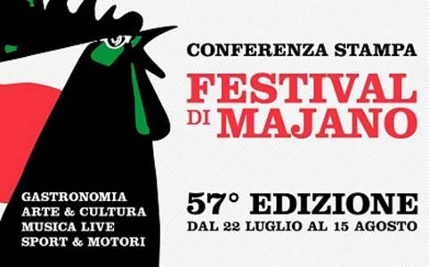 image001 Festival di Majano dal 22 luglio al 15 agosto