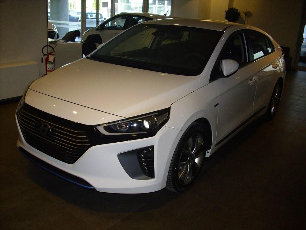 ioniq1 LA PRIMA IBRIDA NON SI SCORDA MAI   Hyundai Ioniq