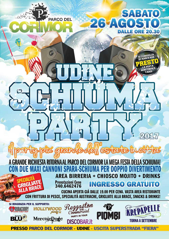 schiuma 1 Parco del Cormor Schiuma party 26 agosto 2017