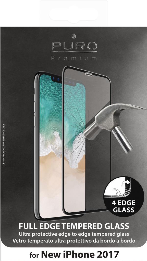 SDGFSIPHONEXBLK PL Le cover Puro da 10 anni al fianco di iPhone