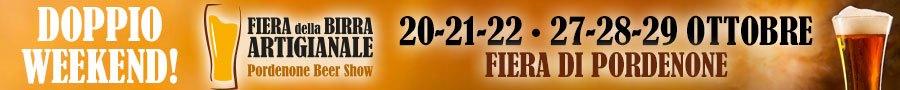 evento friuli arrivo fiera pordenone due weekend allinsegna dei migliori birrifici artigianali beer firm italiani pre header birra In arrivo in Fiera a Pordenone due weekend allinsegna dei migliori birrifici artigianali e beer firm italiani.