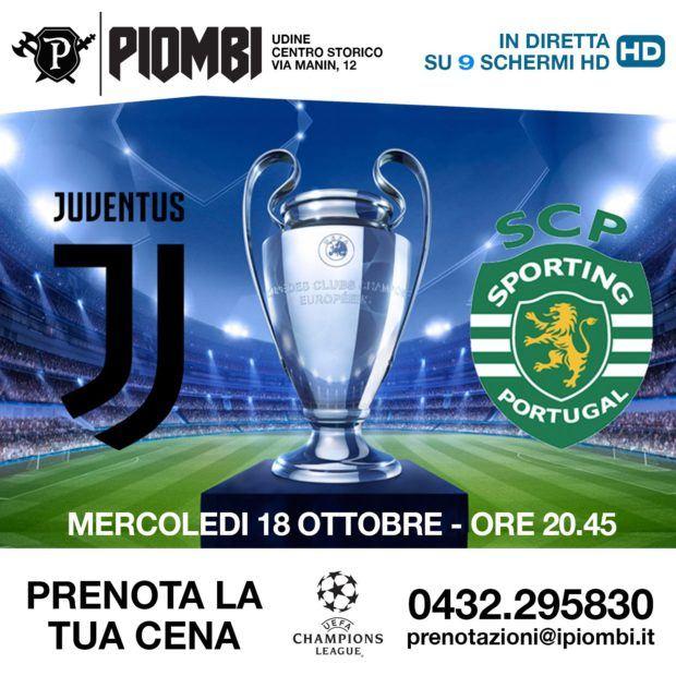 evento friuli juventus sporting in diretta a udine ai piombi 18 1 620x620 Juventus   Sporting in diretta a Udine ai Piombi
