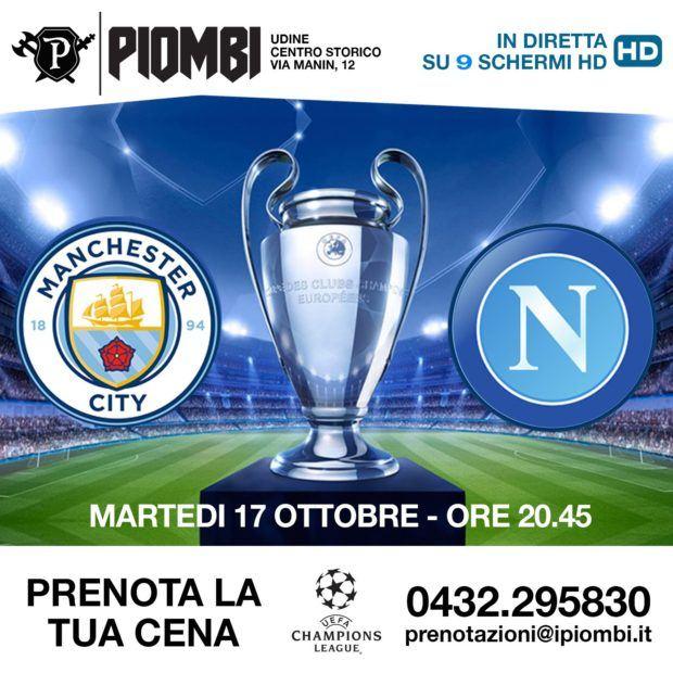evento friuli manchester city napoli in diretta a udine ai piombi 17 1 620x620 Manchester City   Napoli in diretta a Udine ai Piombi