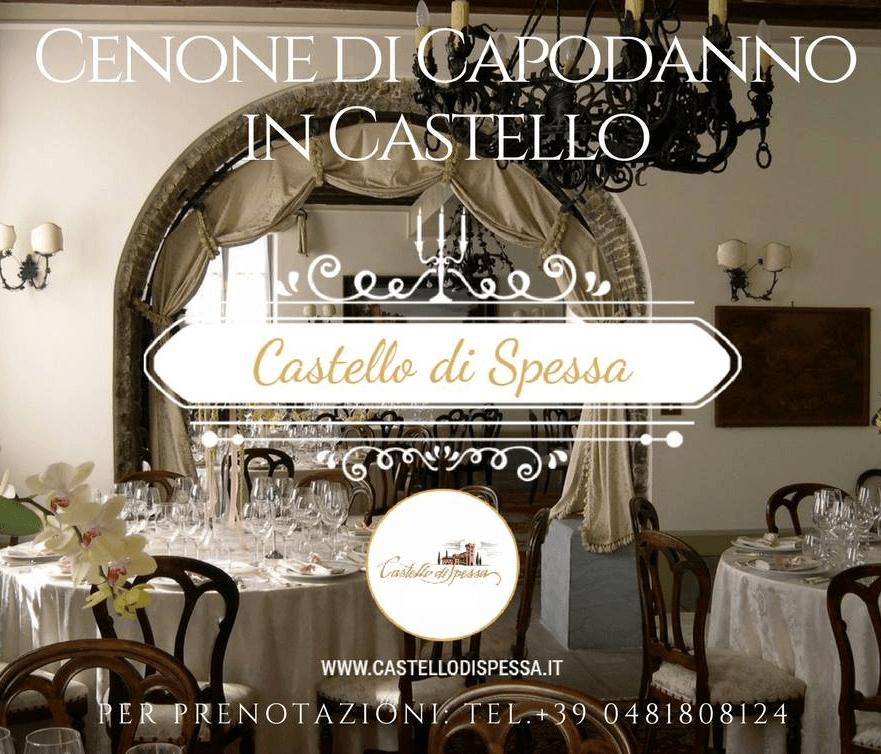 evento friuli cenone di capodanno in castello di spessa schermata 2017 12 19 alle 10.32.47 Cenone di Capodanno in Castello di Spessa