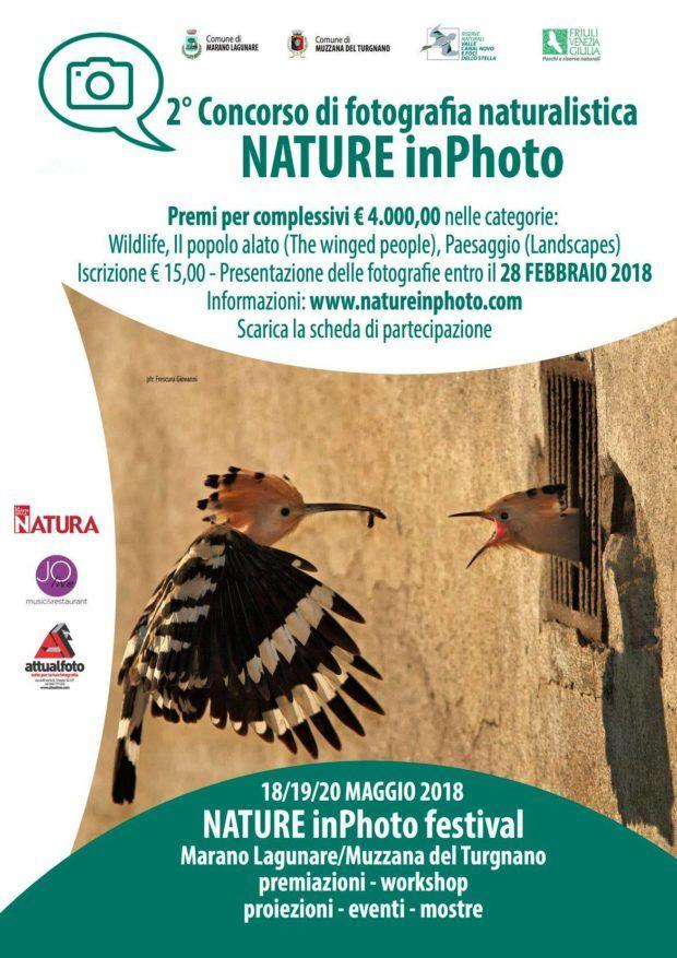 evento friuli 27500567 1168592109938587 8549928980262974533 o 620x877 Nature in Photo concorso