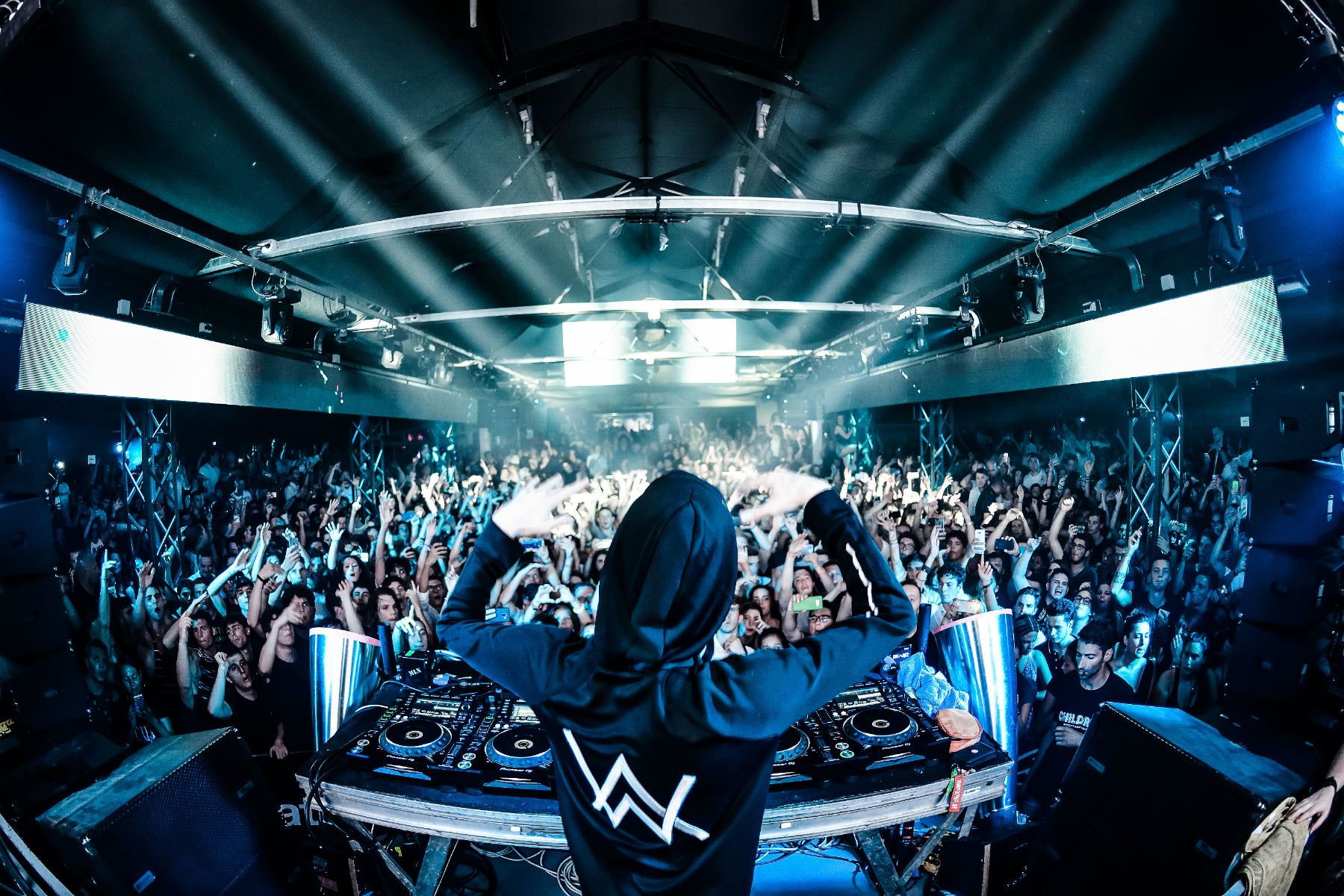 evento friuli alan walker  kings jesolo 14.08.18 credits biagio camiggio King's di Jesolo. Un'ottima estate.
