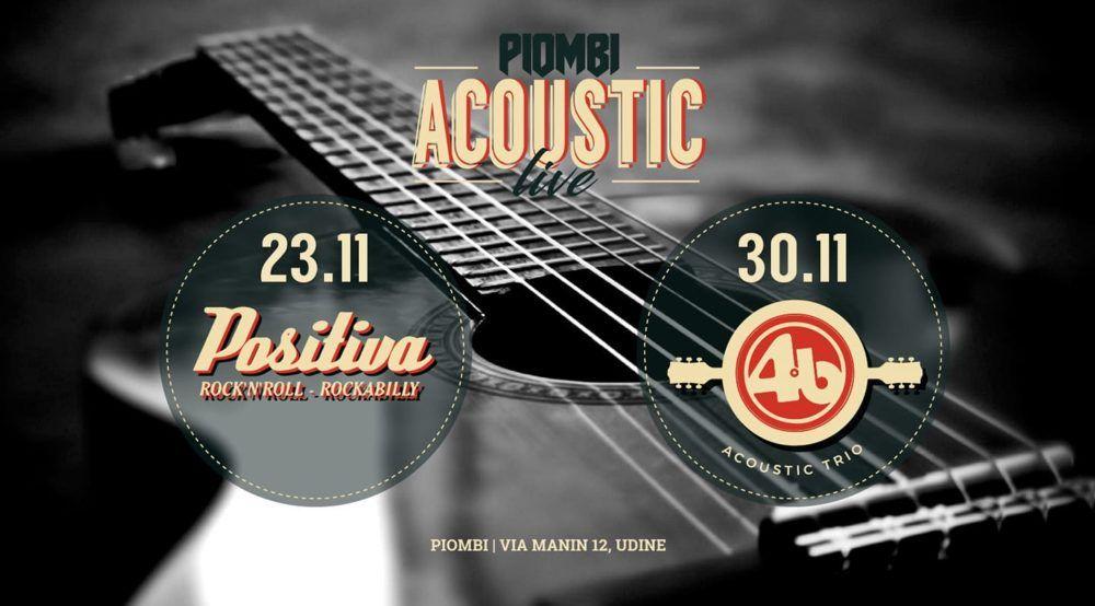 evento friuli 46146890 465188837221051 6431725508718755840 o 1000x554 Dal 23 novembre Piombi Acoustic Live nel centro storico di Udine