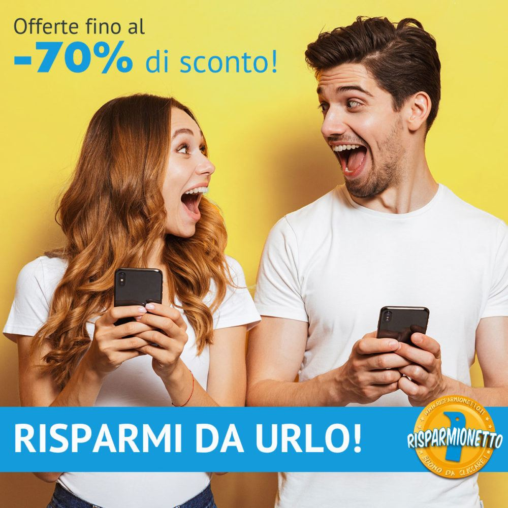 evento friuli con risparmionetto il black friday arriva prima coupon da 5 euro square 1000x1000 Risparmionetto: Black Friday arriva prima + Coupon da 5 Euro