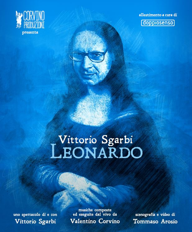 evento friuli vittorio sgarbi porta a latisana ud il suo leonardo leonardo art VITTORIO SGARBI porta a Latisana (Ud) il suo Leonardo