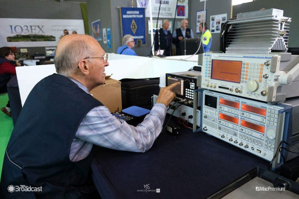 evento friuli 31 radioamatore pordenone 2019 marco sbrissa 1000x666 Fiera Nazionale del Radioamatore hi fi car diventa virtuale: 25 aprile 2020 i radioamatori si incontrano online.